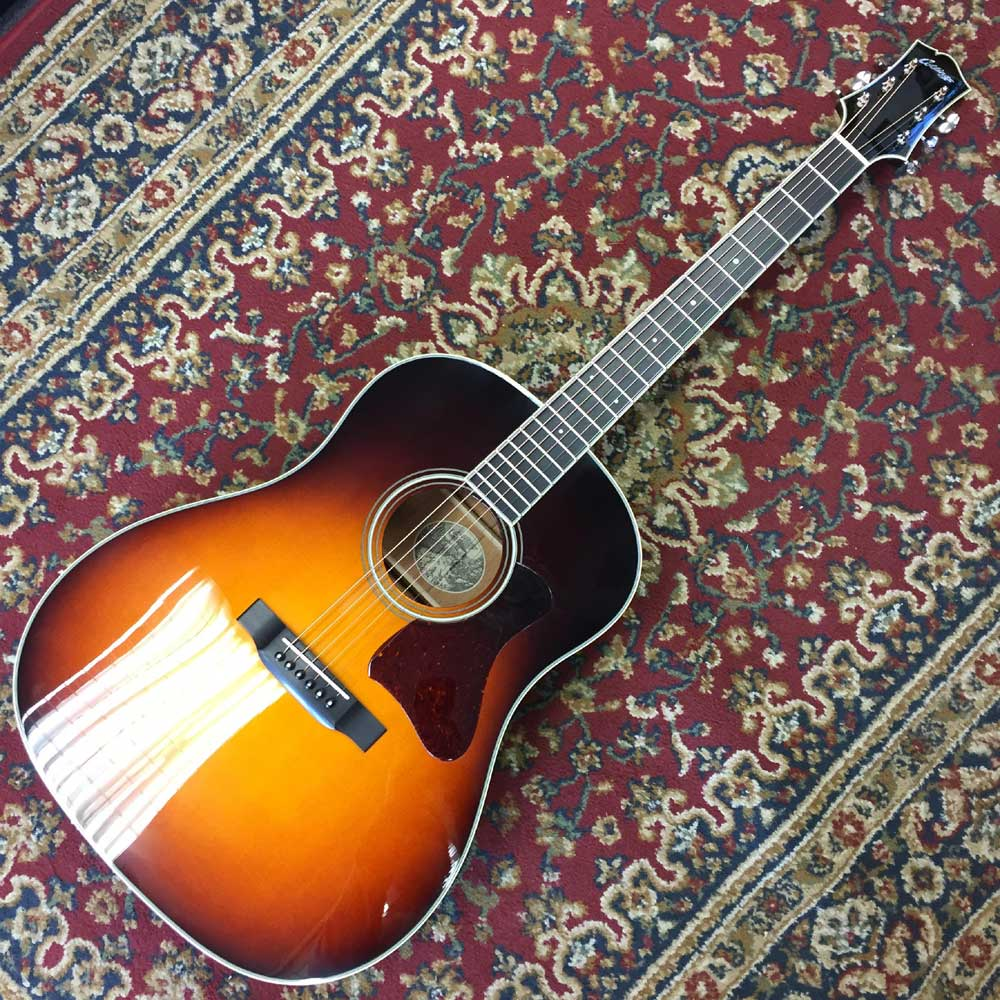 Collings CJ MH Mahogany Sunburst