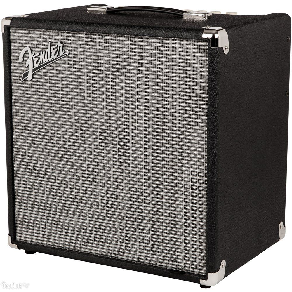 Fender Rumble 15 V3 230V EUR Black/Silver 2370106900