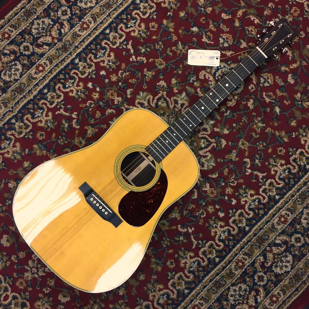 Martin D-28 Re-Imagined Dreadnought Acoustic 2017