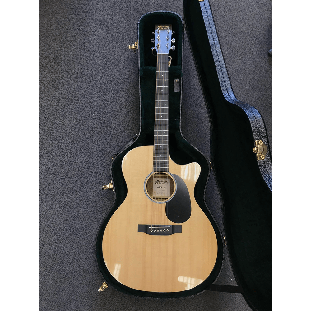 Martin GPCRSGT Road Series Electro Acoustic Guitar Natural