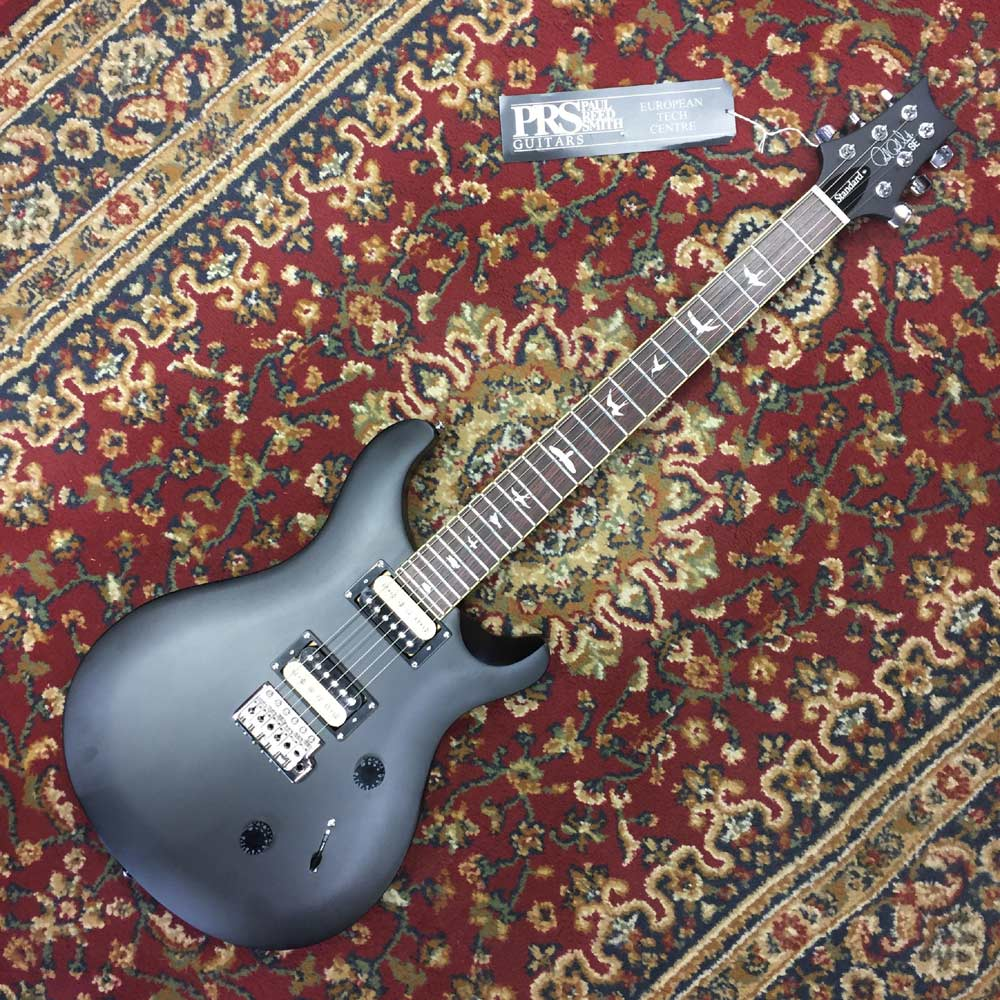 PRS SE Standard 24 Limited Edition Satin Black