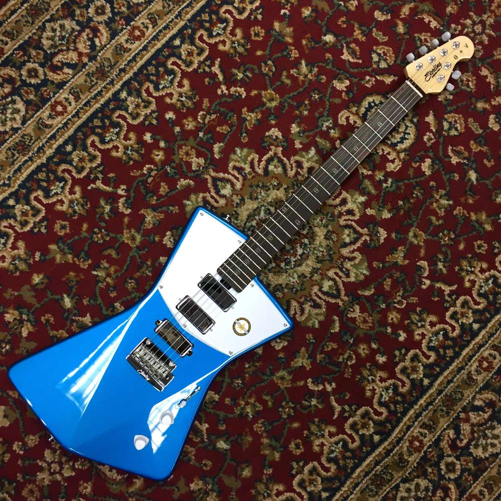 Sterling By Music Man St. Vincent, Vincent Blue